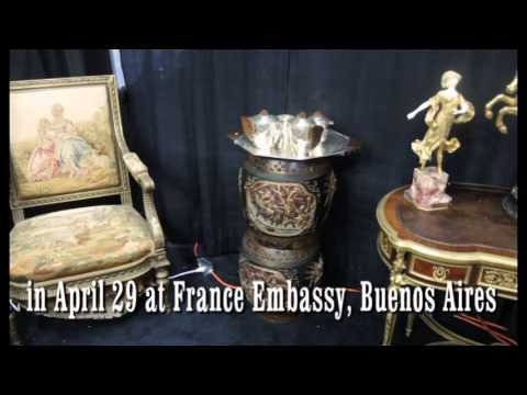 Les Arts Decoratifs Antique Guide AANBA in Miami Beach 2015