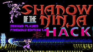 Shadow of the Ninja: 2 Player Friendly Edition (Blue Shadow Hack) - NES Longplay - NO DEATH RUN