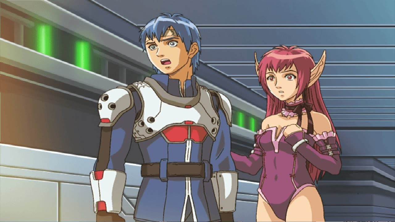 Phantasy Star Generation: 2 - English Translated (PS2 ...