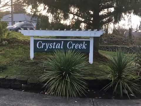 Crystal Creek in University Place Wa. 98466