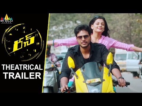 Run Movie Theatrical Trailer | Sandeep Kishan, Anisha Ambrose | Sri Balaji Video