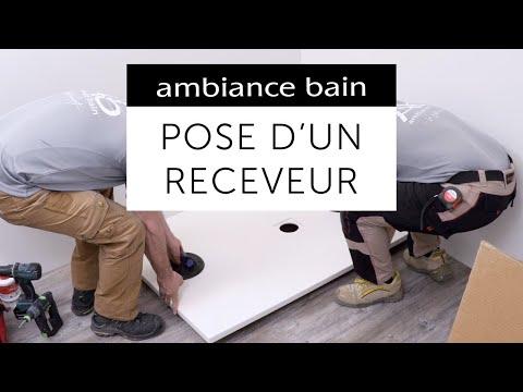 Comment Poser Un Receveur De Douche Extra Plat Youtube