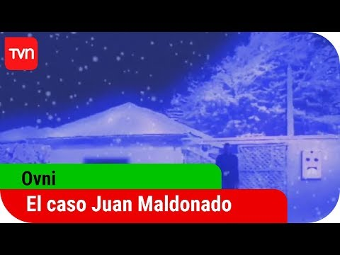 El caso Juan Maldonado | Ovni - T2E10