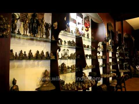 House of ethnic collection, Cochin