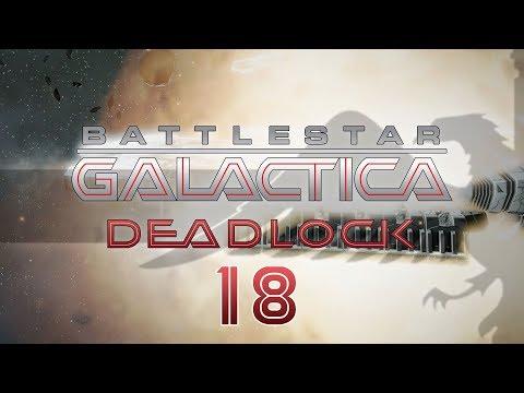 BATTLESTAR GALACTICA DEADLOCK #18 CYLON DEFECTION Preview - BSG Let's Play