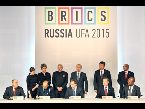 Signing of Joint Documents and Press Statement at BRICS Summit