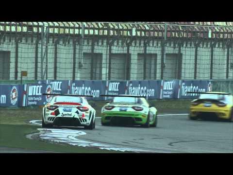 Maserati Trofeo Race 1 Shanghai - AutoEmotionenTV