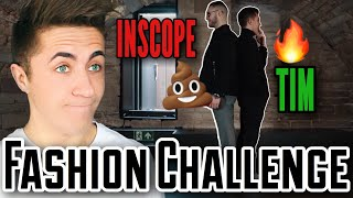 FASHION CHALLENGE Inscope21 vs. Tim Gabel | Meine Reaktion! 👕🙄