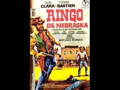 SPAGHETTI WESTERN Gunman Called Nebraska (1966)