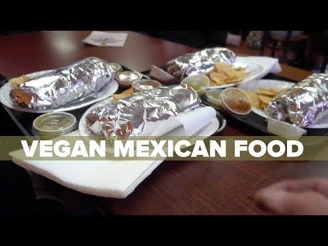 Delicious Vegan Mexican Food In Las Vegas