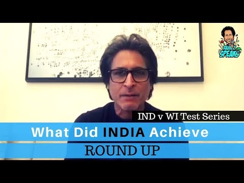 What did India Achieve | Round up | India Vs Windies test series