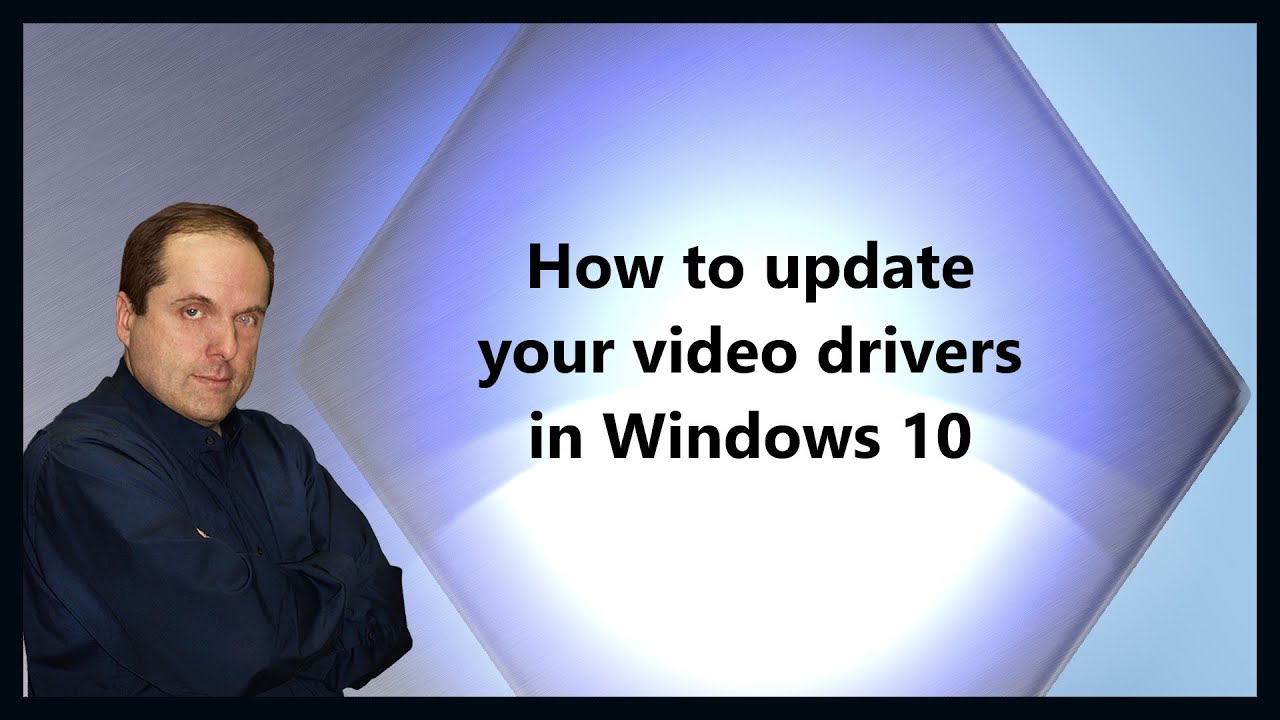 windows 10 how to stop auto update video driver