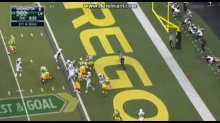 College Football Oregon Ducks Vs The Washington Huskies