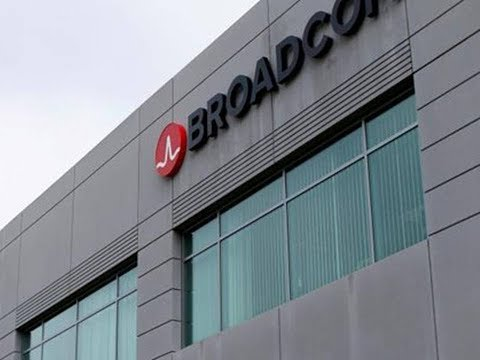 Broadcom makes $130 bn mega bid for Qualcomm