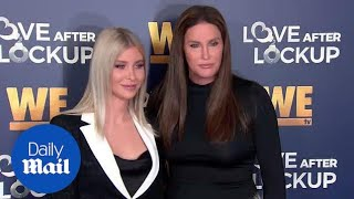 Caitlyn Jenner & Sophia Hutchins together again at a premiere