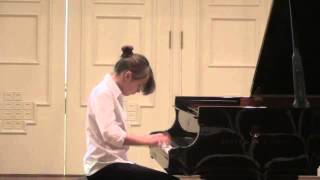 S.Prokofiev. Suggestion Diabolique  op.4 no.4