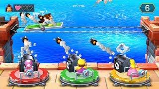 Mario Party 10 - Chaos Castle   Peach, Toadette, Donkey Kong, Wario #102 Mario Gaming