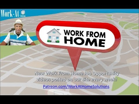Real Work From Home Jobs - Cust Serv, Sales, Chat & Tech Support