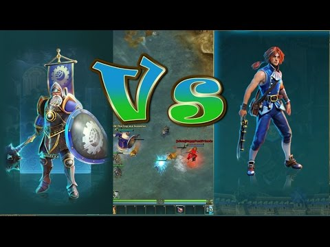 видео: Предводитель vs Дуэлянт prime world +5 идеалбилды
