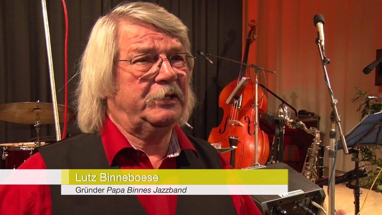 55 Jahre Papa Binnes Jazzband