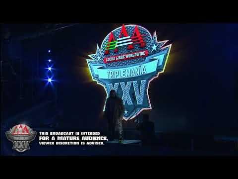 AAA Triplemania XXV 2017
