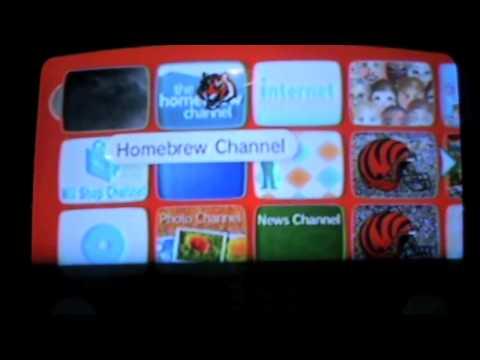 Wii Homebrew - MenuRandomizer (Random Theme installer