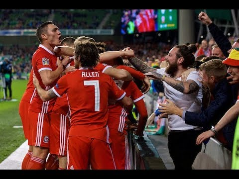 Republic of Ireland 0-1 Wales | UEFA NATIONS LEAGUE HIGHLIGHTS / UCHAFBWYNTIAU FAWTV