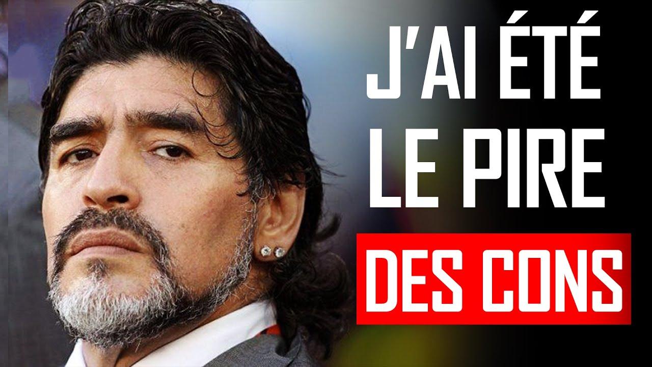 La Révélation Qui Choque [Video Rare de Maradona] | H5 Motivation