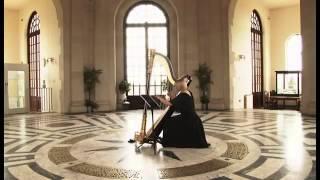 Harpist | Maxine Molin Rose | Big Foot Events