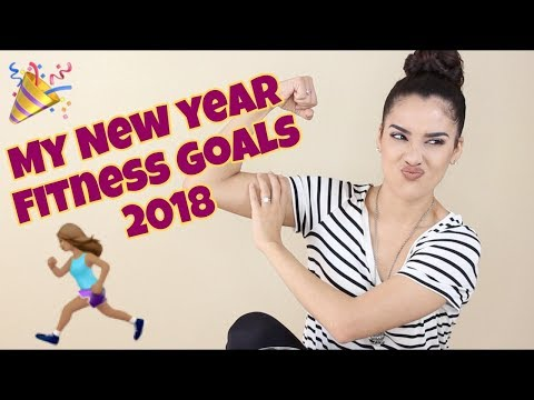 MY 2018 HEALTH & FITNESS GOALS FAH REAL | Nikki Glamour