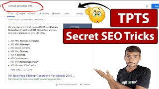 How to Beat Your Competitor's Rankings Using TPTS SEO Method 2019