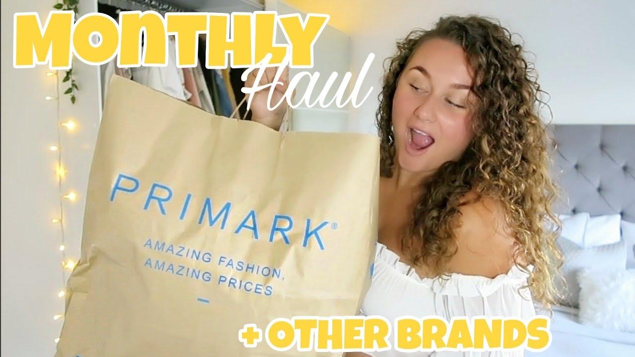 HAUL - PRIMARK, IKEA, H&M & MORE | FASHION, BEAUTY & HOMEWARE | JUNE/JULY UK