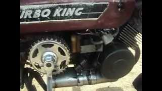 ATLAS Sportmatic Moped---Watch the Auto Gear system--How the stuff works??