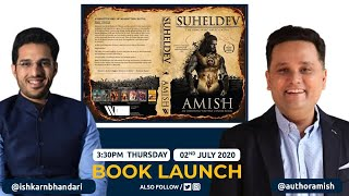 BRAVE History of India Hidden by LIBERALS  - Suheldev by Amish Tripathi
