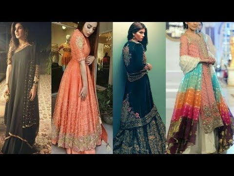 Party Wear Long Dress Collection|Lond Pakistani Dresses|Beautiful You