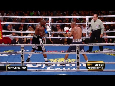 Ward vs. Dawson 2012– Full Fight