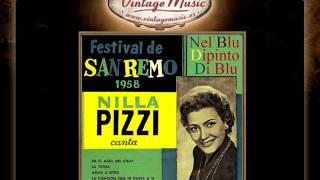Nilla Pizzi -- Souvenir D