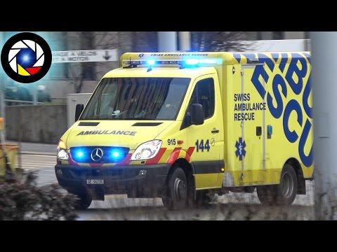 Swiss Ambulance Rescue 915