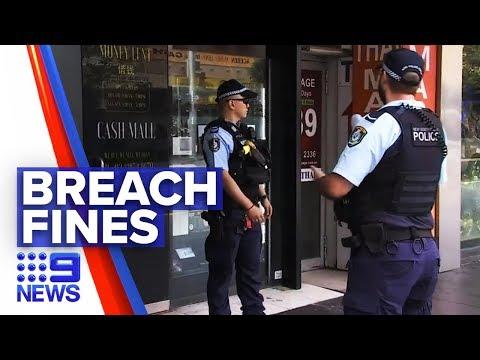 Coronavirus: Hundreds Dobbing In On Lockdown Breaches   Nine News Australia
