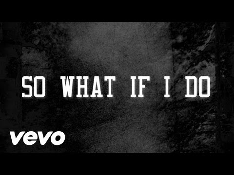 Trace Adkins - So What If I Do (Lyric Video)