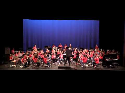 Music from Star Wars: The Force Awakens | 2018 BSU Middle School Honor Band