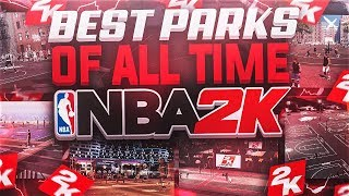 The HISTORY of MyParks! Which parks were LIT? And which were NOT? NBA 2K14 - NBA 2K19