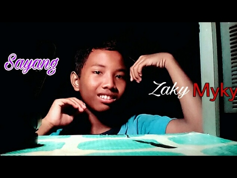 Zaky Myky - Sayang |•Official Audio•|