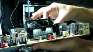 installing standard intel cpu heatsink fan