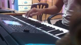 đệm hát : trên công trường rộn tiếng ca organ