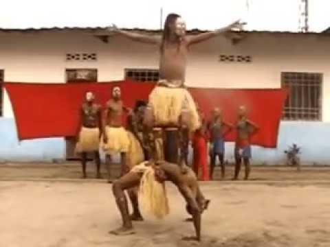 ballet  MBONDA AFRICA