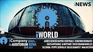 iWORLD 2017, Auditorium Parco della Musica - Roma | iNews
