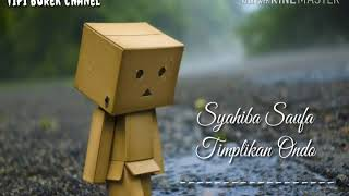Syahiba Saufa - Timplikan Ondo