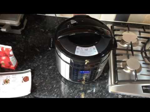 Pressure King Pro 12-in-1 Electric Pressure Cooker