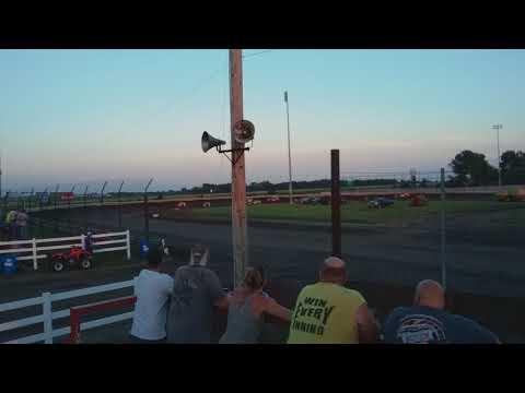Lee County Speedway - Heat Race - 6/29/18